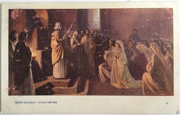 V 73220 - Teatro Alla Scala - Stagione 1899 / 1900 - Teatro