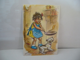 POURVU QU'ELLE RETOMBE A COTE  CPM SÉRIE NO 5339 4/2  MD PARIS - Fancy Cards