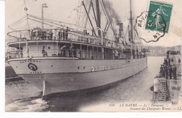 BATEAU PARAGUAY(Le Havre) - Paraguay