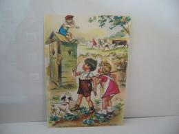 V'LA LES COPAINS QUI RAMÈNENT DE LA VIANDE  CPM SÉRIE NO 5339 4/4  MD PARIS - Fancy Cards
