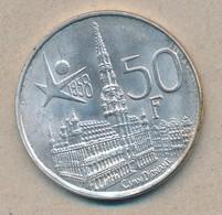 België/Belgique 50 Fr Boudewijn/Baudouin 1958 Fr Morin 542 (120378) - 1951-1993: Baudouin I