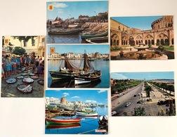 Lot 5 Cartes Postales Modernes—CPM—Espagne—Costa Dorada—Cambrils—Salou—Taragona - Espagne