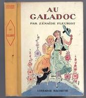 "Collection Ségur Fleuriot - Zénaïde Fleuriot - ""Au Galadoc"" - 1951 - Livres, BD, Revues"