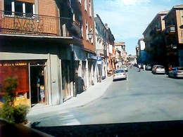 S SAN FELICE SUL PANARO VIA MAZZINI CASA DELA GOMMA AUTO CAR VB2017  HM6344 - Modena