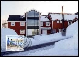 [D7673] Groenland - MK - Gehandicapten - Sin Clasificación