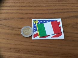 Sticker PANINI Football Coupe Du Monde USA 94 «N°285 » (Drapeau Italie) - Panini