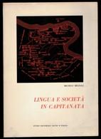 LINGUA E SOCIETÀ IN CAPITANATA - Società, Politica, Economia