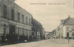 Belgique - Frasnes-lez-Anvaing - Frasnes-lez-Buissenal - Grande Place Et Rue Haute - Frasnes-lez-Anvaing