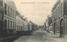 Belgique - Frasnes-lez-Anvaing - Frasnes-lez-Buissenal - Rue Léon Desmottes - Frasnes-lez-Anvaing