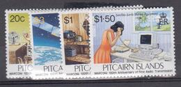 PITCAIRN      1995         N °      448 / 451      COTE       10 € 00        ( 1255 ) - Stamps