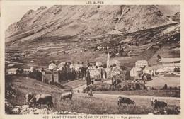 CPA (05)  SAINT ETIENNE EN DEVOLUY  Vue Générale  (R.V)   D 184 - Saint Etienne En Devoluy