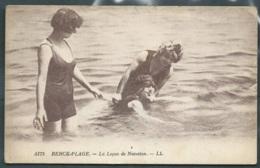 N° 5172  -  Berck-plage - La Leçon De Natation -   Maca 1001 - Berck
