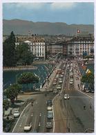 GENEVE - 459 - Edts Iris - Le Pont Du Mont Blanc. - GE Genève