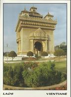 Laos - Ventiane - Photo Michel Huteau - Voyagée Vers La France - Laos