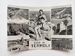 1957 - SALUTI Da TERMOLI (Campobasso) - Altre Città