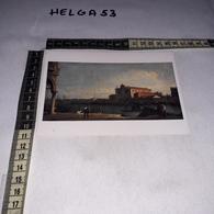 CT6255 CANALETTO GIOVANNI ANTONIO CANAL VEDUTA DELLA CHIESA DI SAN GIOVANNI DEI BATTUTTI SULL'ISOLA DI MURANO - Peintures & Tableaux