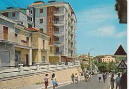 RIONERO IN VULTURE - VIA GALLIANO - ANIMATA - AUTO D'EPOCA CAR VOITURE : FIAT 500 - NON VIAGGIATA - Other Cities
