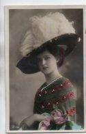 (Femmes) 1424, Portrait De Femme Au Chapeau Frau Lady, NPG 1818 - Women