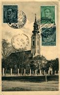 Stara Palanka Pravoslavna Crkva Eglise Orthodoxe Ed Knjlzara Treuer Palanka 1933 - Serbia
