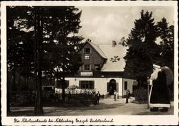 Cp Mikulov V Krušných Horách Niklasberg Reg. Aussig, Nikolausbaude - Czech Republic