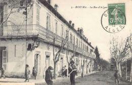 BOUIRA Rue D'Alger - Algerije