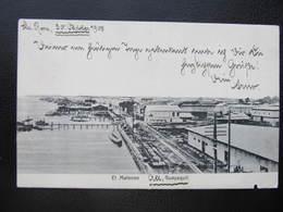 AK Guayaquil El Malecon 1908 ///  D*43362 - Ecuador