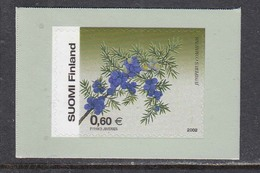 Finland 2002 - Flore. Le Genievre, Mi-Nr. 1625, Neuf** - Finlandia
