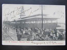 AK Guayaquil El Malecon 1908 ///  D*43363 - Ecuador