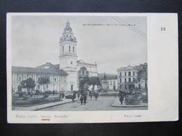 AK QUITO 1910///  D*43364 - Ecuador