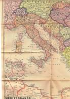 Carte Géographique Méditerranée Orientale Editions FOLDEX Echelle 1/5.000.000ème - Cartes Géographiques
