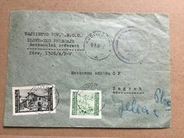 SLOVENIA   SLOVENIJA  ISTRA  SLOVENSKO PRIMORJE AJDOVSCINA 1946. POVJERENISTVO PNOO - Slowenien