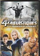 DVD Les 4 Fantastiques Et Le Surfer D'argent    (  TTB  état ) - Fantastici