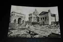 10364         ROMA, ARCO DI SETTIMIO SEVERO, LA CHIESA DI S. LUCA ET LA CURIA - Non Classés