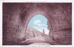 15 - Cantal - LE LIORAN - Laveissiere -  Sortie Du Tunnel - France