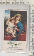 Santini - Image Pieuse Holy Card MARIA SANTISSIMA DELLA DIVINA PROVVIDENZA   EDIZ. MEDIOLANI - Images Religieuses