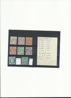 Type Blanc N° 107 à 233, NSC + N°37 Obl Et N° 65 Oblitéré Cote 63€. - 1900-29 Blanc