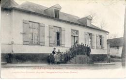 (80)  Gorenflos (Sommes)   Ecole Des Garçons - Sonstige Gemeinden