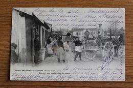 Andernos-les-Bains 33510 Départ Colis Maison Paul Simon 031CP04 - Andernos-les-Bains