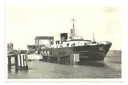 Zeebrugge  :  Aanlegplaats Van Ferry-Boat - Zeebrugge