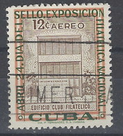 Cuba Aereo U 157 (o) Usado. 1957 - Airmail