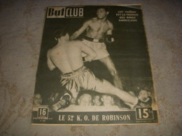 BUT Et CLUB 100 29.12.1947 BOXE ROBINSON FOOT RED STAR RUGBY XIII Les KIWIS - Sport