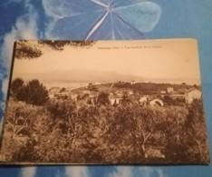 83 - SANARY - VUE GENERALE DE LA COLLINE - VUE PLUS RARE - CPA ANIMEE - Sanary-sur-Mer