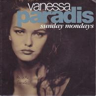 VANESSA PARADIS - SP - 45T - Disque Vinyle - Sunday Mondays - 861150 - Discos De Vinilo