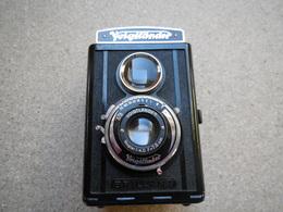 VOIGTLÄNDER Brillant Bakélite V6 (1947?) - Appareils Photo