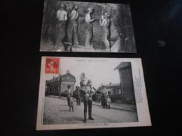 LOT DE 33 CPA / MINES - CARRIERES / VILLES DIVERSES - Cartes Postales