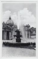 (18205) Foto AK Vatikan, Petersplatz, Petersdom 1938 - Vatikanstadt