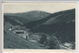 (18837) AK Groß Aupa, Velka Upa, Villa Zehl, Brunnberg 1927 - Boehmen Und Maehren