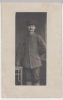 (18961) Foto AK Militaria, Soldatenporträt, Feldp., Stemp. Oldenburg 1917 - Militaria