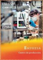 España 2014 Edifil 4878 Sello ** Marca España Empresa Centro De Produccion 1,00€ Spain Stamps Timbre Espagne Briefmarke - 1931-Heute: 2. Rep. - ... Juan Carlos I