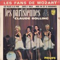LES PARISIENNES - EP - 45T - Disque Vinyle - Les Fans De Mozart - 437141 - Discos De Vinilo